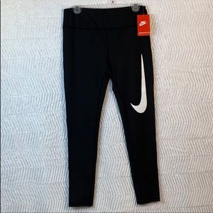 Nike logo leggings